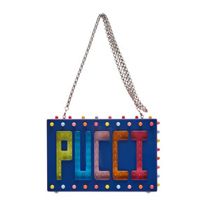 LIGHT UP PUCCI BAG (HOTPINK)