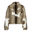 LAPIN JACKET WITH FOX (LIGHT BROWN)