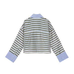 STRIPE SHIRT(BLUE)