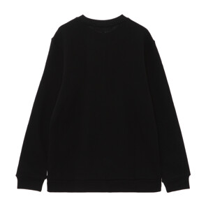 SMAS NEW YORK CITY SWEAT ROUND(BLACK)