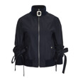 JWA NECKBAND GATHERED SLEEVE BOMBER (DARK NAVY)