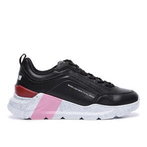 HIKING TRAINER SNEAKERS (BLACK)