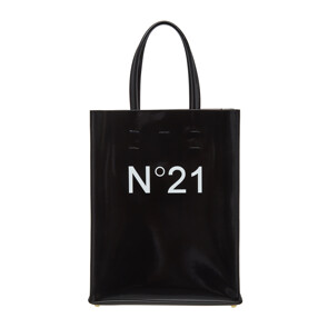 ★CELEB'S PICK★ SMALL SHOPPING TOTE BAG (BLACK)