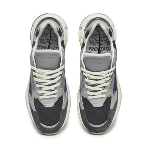 SHARKY M SNEAKERS (GREY)