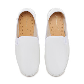 Vinyl Blanc SLIP ON (WHITE)