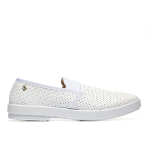BASKET 30 SLIP ON (WHITE)